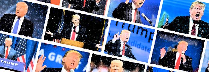 Donald Trump und dieEhre.