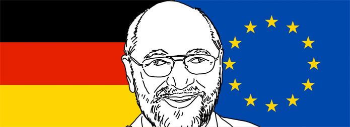 Schulz: Europa vs.Deutschland?