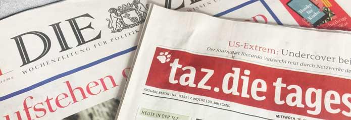 Warum Papier-Journalismus besser ist.